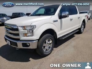 2016 Ford F-150 Lariat  - one owner - local - trade-in