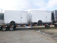 ENCL. CARGO / UTILITY / MOTORCYCLE+HAULER TRAILERS