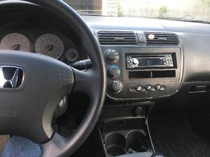 2005 Honda Civic Dx Coupe (2 door)