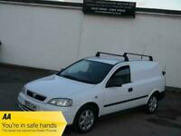 VAUXHALL ASTRA ENVOY 1.7 DTI SPORTIVE TOP OF THE RANGE VAN 1 COMPANY OWNER VAN