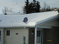 ROOF SNOW REMOVAL ELLIOT LAKE