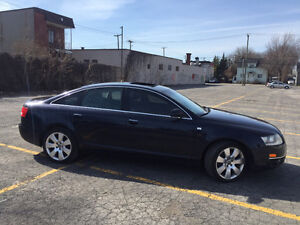 2006 Audi A6 Berline négociable