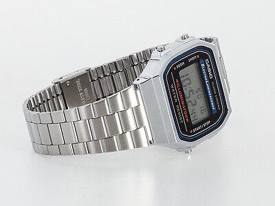 Casio Uhr Digitale Herren Armbanduhr A168WA-1YES online kaufen