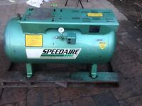 60 gallon Speedaire Compresseur D'air (Tank)