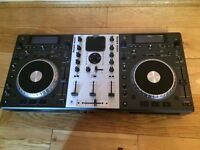 Numark Mixdeck DJ controller CD/ USB/ IPOD/MP3 Player