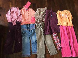 Lot de vêtements 6 ans pour fille