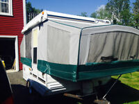 Used Pop up Trailer Bonair 1999