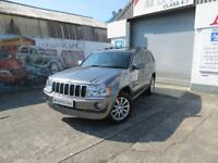 Jeep Grand Cherokee V8 Crd Overland Estate 3.0 Automatic Diesel