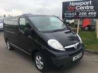 Vauxhall Vivaro 2.0CDTi 115ps Sportive 2700 SHORT WHEEL BASE PANEL VAN