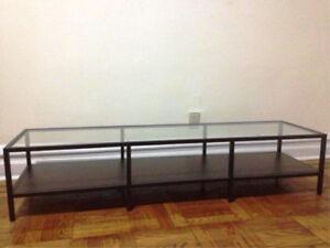 Ikea VITTSJO TV bench stand