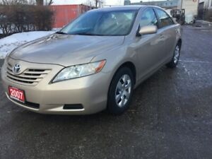 2007 Toyota Camry 4dr Sdn I4