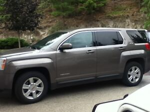 Set up for Flat Towing 2010 GMC Terrain