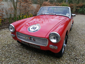 MG Midget K-Series