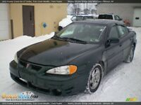 2002 Pontiac Grand Am Hatchback