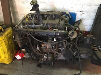 Transit 2.0 Engine and Gearbox