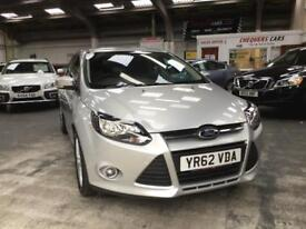 Ford Focus Zetec Hatchback 1.0 Manual Petrol