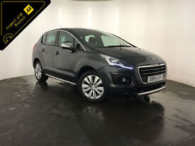 2014 PEUGEOT 3008 ACTIVE HDI DIESEL 1 OWNER SERVICE HISTORY FINANCE PX
