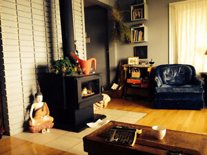 LAKEFRONT  Two Bedroom Cottage with private beach for sublet West Island Greater Montréal image 2
