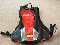 Running sports rucksack - never used
