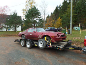 wanted 74-81 camaro for a project