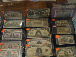 M&K TRADING Old Canadian Banknotes *UPDATED PHOTOS AUG 17* Peterborough Peterborough Area image 2