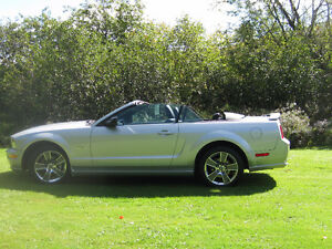 2008 Ford Mustang G T Convertible