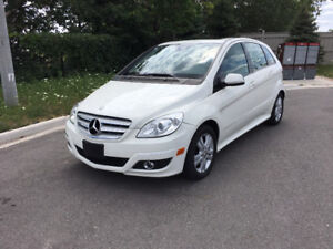 2009 Mercedes B200, Low Kms, Loaded, Very Clean, Good Condition!