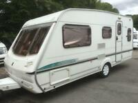 ☆ 2004/05 ABBEY ADVENTURA 316 ☆ 5 BERTH TOURING CARAVAN ☆ IMMACULATE CONDITION ☆