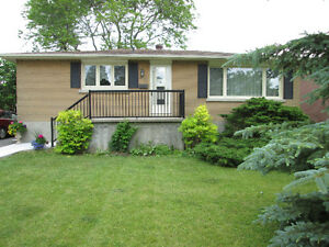3 Bedroom Main Floor Bungalow (utilities included) for August 1