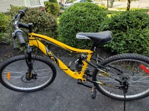 24 inch Tires, CCM Mountain Bike - Excellent Condition