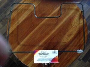 Lower Oven Burner