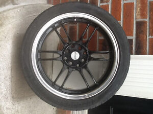 """Mags 17"""" Fast Bolt Pattern 4x100 and 4x114.3"""
