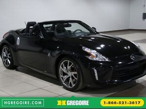 2013 Nissan 370Z A/C GR ELECT CONVERTIBLE MAGS BLUETOOTH