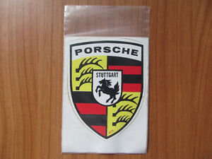 STICKER AUTO-COLLANT DECALQUE DECAL PORSCHE STUTTGART 1970