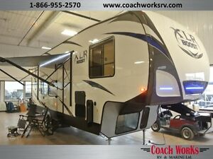 Brand new toyhauler with 16ft of garage. Call Tristan 2day