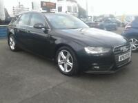 2014/63AUDI A4 2.0 TDI SE TECHNIK 136 MANUAL FULLY LOADED