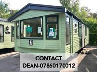 Static caravan for sale CONTACT DEAN Lake District Penrith 11 month park