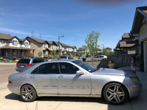 Mercedes Benz S Class 430 for Sale - $7800.00