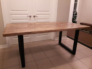 Rustic/harvest table