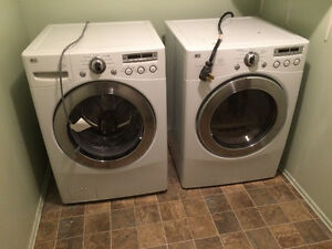 LG front load Washer & Dryer Prince George British Columbia image 1