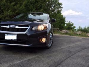 2014 Subaru Impreza Sport 2.0 Sedan