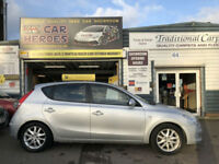 2008 HYUNDAI i30 1.6 CRDi 113 BHP DIESEL ( AA ) WARRANTED INCLUDED