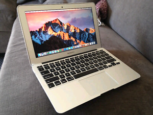 """Apple Macbook Air 13.3"""" Laptop Great Condition"""