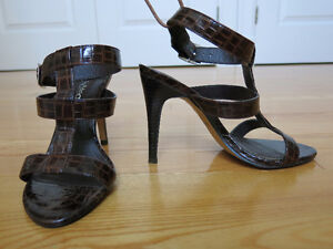 Le Chateau Strappy Sandals