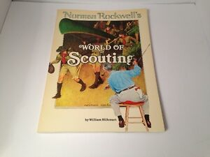 "Norman Rockwell's ""World of Scouting"" Book"