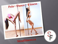 Pole Dance/Fitness Class Starts Aug 27th