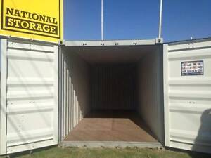 CONTAINER STORAGE IN TOONGABBIE! SAVE BIG DOLLARS! Seven Hills Blacktown Area Preview