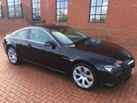 BMW 645 CI Coupe Automatic 69,000 miles