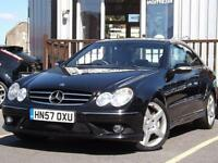 2007 Mercedes Benz CLK 3.0 CLK320 CDI Sport 7G Tronic 2dr 2 door Coupe