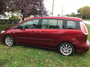 Mazda5 2008 6places 3200$ négociable